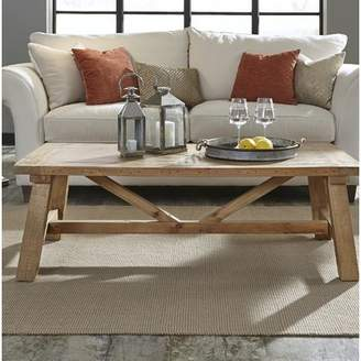 Millwood Pines Stambaugh Reclaimed Wood Coffee Table