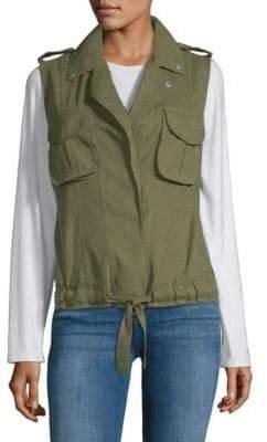 Oversize Cargo Vest