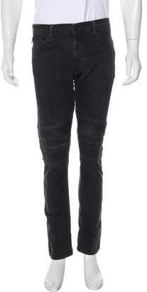 Ralph Lauren Black Label Five Pocket Slim Jeans