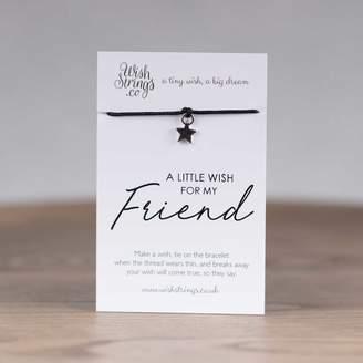 Nest Little Wish 'Friend' Star Wish Bracelet