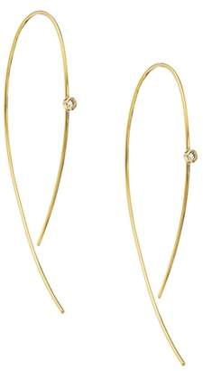 Lana 'Hooked on Hoops' Diamond Earrings