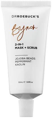 DR ROEBUCK'S Dr Roebucks Byron 2-in-1 Mask + Scrub