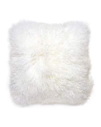 Jonathan Adler Mongolian Lamb Pillow