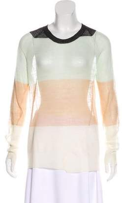 A.L.C. Wool Colorblock Sweater w/ Tags