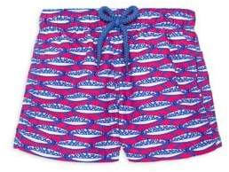 Vilebrequin Little Boy's& Boy's Marbella Swim Trunks