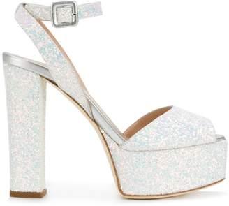 2f325b8c2191 Giuseppe Zanotti Side Buckle Sandals For Women - ShopStyle Australia