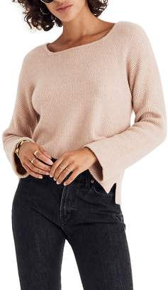 Madewell Square Neck Pullover Sweater
