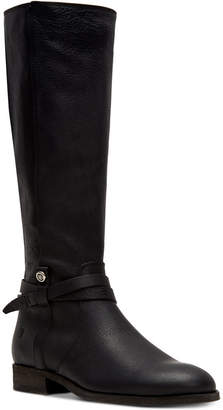 Frye Women Melissa Riding Leather Boots Women Shoes