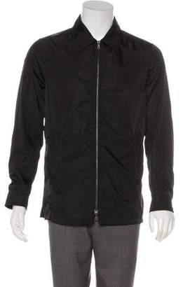 Prada Lightweight Zip-Up Jacket