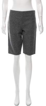 Alexander Wang Wool Mid-Rise Shorts