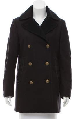 Rag & Bone Casual Wool Jacket