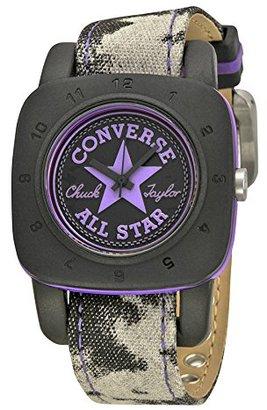 Converse (コンバース) - ConverseプレミアムブラックダイヤルパープルキャンバスユニセックスWatch vr-029 – 047