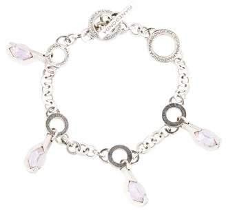 Pianegonda Amethyst Charm Bracelet