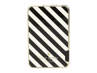 Kate Spade Stripe Slim Battery Bank Cell Phone Case