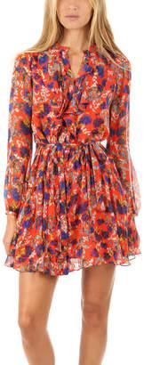 Saloni Tilly Ruffle Dress