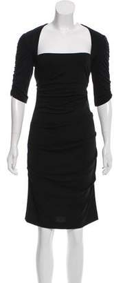 Nicole Miller Bodycon Knee-Length Dress w/ Tags