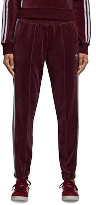 adidas Velour Track Pants