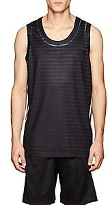 "adidas by Alexander Wang Men's ""Face Side"" Jersey Tank-Black"