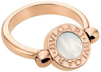 Bvlgari Bulgari Bulgari Rose Gold Flip Ring