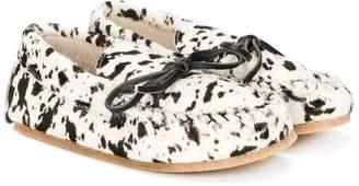 Pépé bow detail loafers