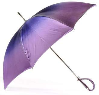 Black Violet to Wisteria Luxury Double Canopy Umbrella
