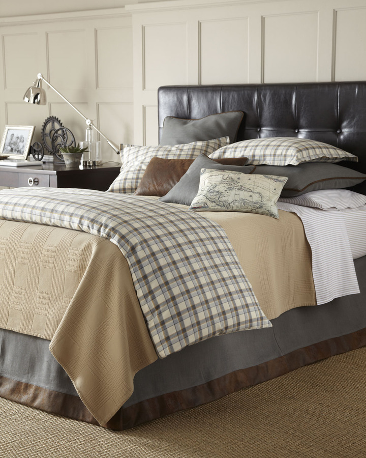"Traditions by Pamela Kline Scottie"" Bed Linens"