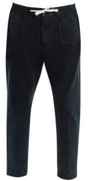 Eleventy Stretch Cotton Jogger Jeans