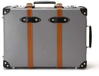 """Globe-trotter Luggage X Todd Snyder 21"""" Suitcase in Grey"""