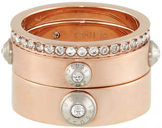 Henri Bendel Miss Bendel Stack Ring