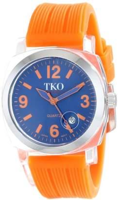 TKO ORLOGI Women's TK558-OR Milano Junior Acrylic Case Dial Watch