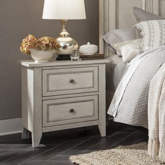 Rosecliff Heights Stoughton 2 Drawer Nightstand