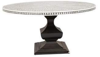 Bernhardt Design Vivian Inlay Dining Table