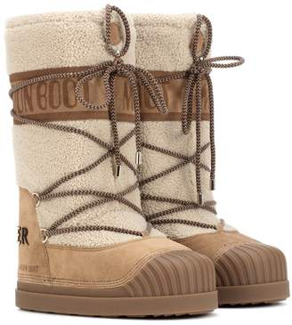b5a6eb3fa Moncler Boots For Women - ShopStyle UK