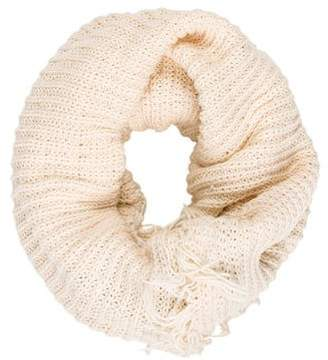 Donni Charm Jersey-Lined Rib Knit Snood w/ Tags
