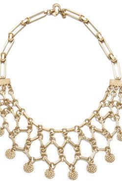 Coin Collar Necklace
