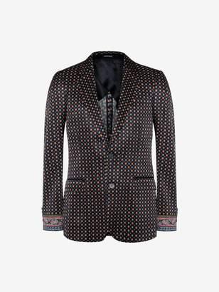 Alexander McQueen Paisley Jacket