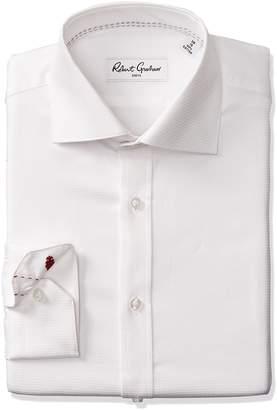 Robert Graham Men's Classic Fit Joy Solid Dress Shirt