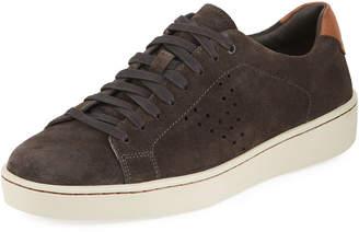 Vince Men's Simon Suede Low-Top Sneakers
