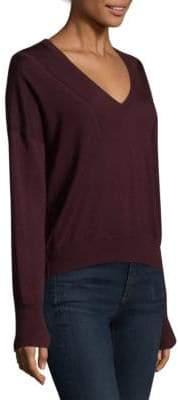 Rag & Bone Bevan Merino Wool Sweater