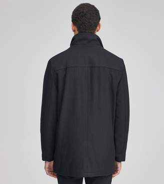 Andrew Marc COYLE WOOL CAR COAT