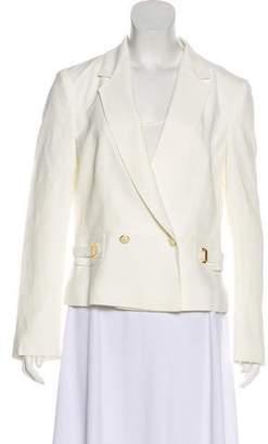 Philosophy di Alberta Ferretti Embellished Long-Sleeve Blazer