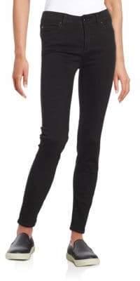 Rafaella Dark Indigo Denim Skinny Leg Jean