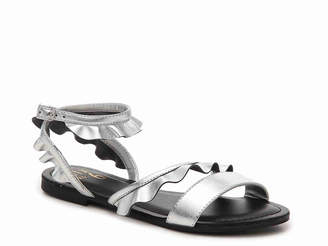 Mix No. 6 Ruffle Flat Sandal - Women's