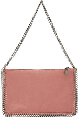 Stella McCartney Pink Falabella Zip Pouch