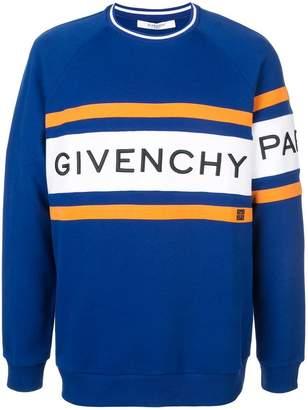 Givenchy (ジバンシイ) - Givenchy ロゴ スウェットシャツ