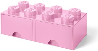 Lego Storage Drawer 8 - Light Purple