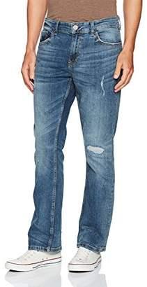 UNIONBAY Men's Stretch Bootcut Denim Jean