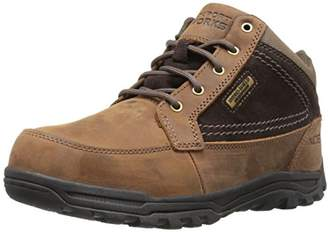 Rockport Work Men's Trail Technique Mid RK6671 Industrial and Construction Shoe