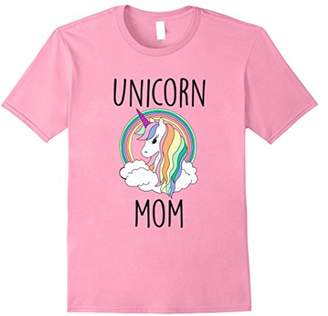 Unicorn Mom Cute Funny Unicorn Shirt