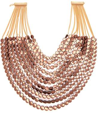 Rosantica BY MICHELA PANERO Faville beaded necklace